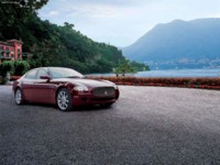 Maserati Quattroporte Neiman Marcus 2004 poster