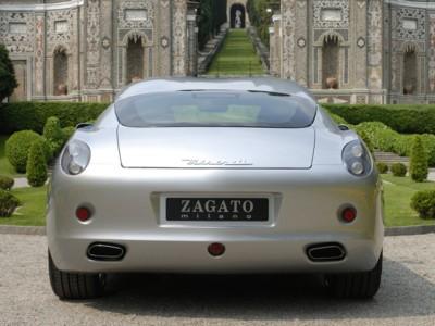 Maserati GS Zagato 2007 poster #613436