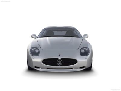 Maserati GS Zagato 2007 poster #613446