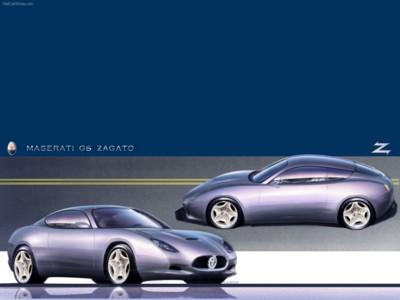 Maserati GS Zagato 2007 poster #613457