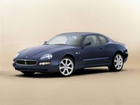 Maserati Coupe 2003 poster