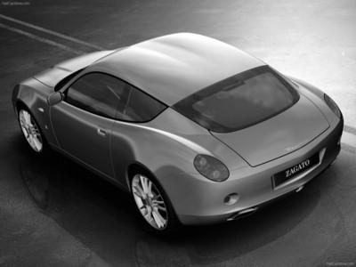 Maserati GS Zagato 2007 poster #613531