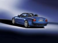 Maserati Spyder 90th Anniversary 2004 poster