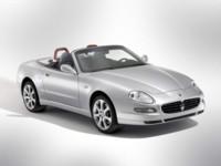 Maserati Spyder 2005 poster