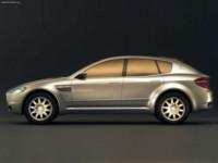 Maserati Kubang Concept Car 2003 poster