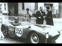 Lancia D24 Spider Sport 1953 poster