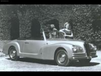 Lancia Aprilia Cabriolet 1940 poster