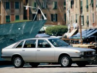 Lancia Gamma Berlina 1976 poster