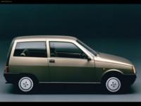 Lancia Y10 1986 poster