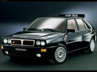 Lancia Delta Integrale 1992 poster
