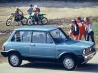 Lancia Autobianchi A112 1984 poster