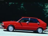 Lancia Delta 1.6 HF Turbo 1983 poster