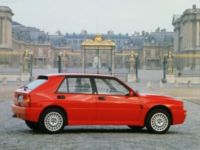 Lancia Delta 1990 poster #617637