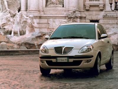 Lancia Ypsilon DFN 2004 poster #617698