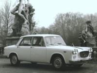 Lancia Flavia 1.5 1960 poster
