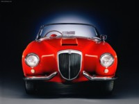 Lancia Aurelia B 24 1956 poster