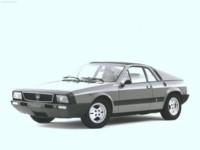 Lancia Beta Montecarlo 1974 poster