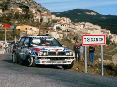 Lancia Delta 1990 poster #618042