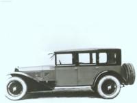 Lancia Lambda 1926 poster
