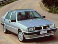 Lancia Prisma 1986 poster