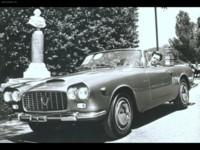 Lancia Flaminia Convertible 1960 poster