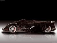 Pagani Zonda Roadster F 2006 poster