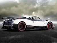 Pagani Zonda Cinque Roadster 2010 poster