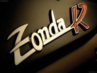Pagani Zonda R 2009 poster