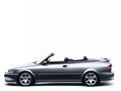 saab 9 3 convertible 2002 poster 621844. Black Bedroom Furniture Sets. Home Design Ideas