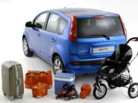 Nissan Note 2006 poster