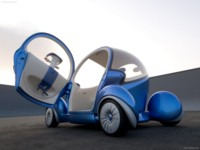 Nissan Pivo 2 Concept 2007 poster
