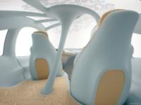Nissan Nuvu Concept 2008 poster