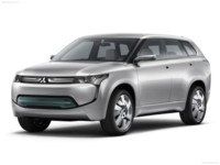 Mitsubishi PX-MiEV Concept 2009 poster