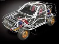 Mitsubishi Pajero Evolution 2007 poster