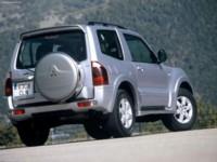 Mitsubishi Montero GLS 3door European Version 2005 poster