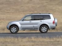 Mitsubishi Montero 2005 poster