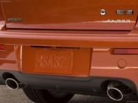 Mitsubishi Lancer Ralliart 2009 poster