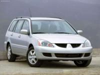 Mitsubishi Lancer Sportback LS 2004 poster