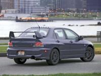 Mitsubishi Lancer Evolution VIII MR 2005 poster
