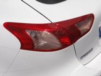 Mitsubishi Lancer Sportback Ralliart 2009 poster