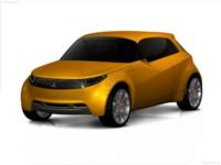 Mitsubishi Concept-CT 2006 poster