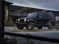 Jeep Wrangler Call of Duty Black Ops 2011 poster
