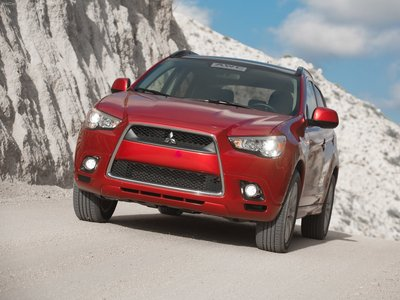 Mitsubishi Outlander Sport 2011 poster #677845