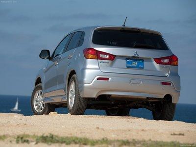 Mitsubishi Outlander Sport 2011 poster #678623
