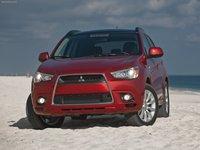 Mitsubishi Outlander Sport 2011 #678943 poster