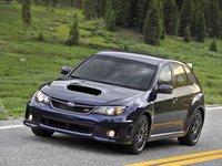 Subaru Impreza WRX STI 2011 poster
