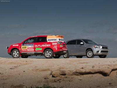 Mitsubishi Outlander Sport 2011 poster #679346