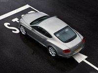 Bentley Continental GT 2012 poster