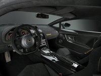 Lamborghini Gallardo LP570-4 Blancpain 2011 poster