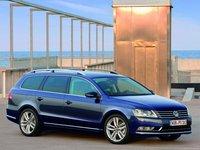 Volkswagen Passat Estate 2011 poster